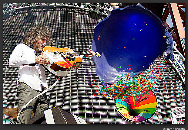 photo of the Flaming Lips.