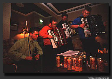 Photo of accordians